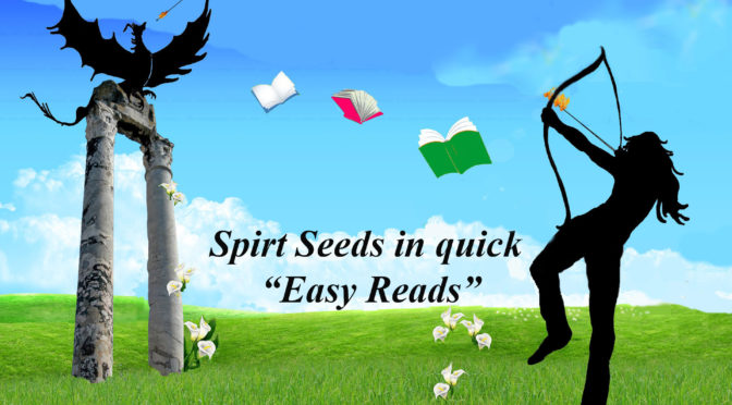 DEEP SPIRITUAL CONTENT IN QUICK EASY READS